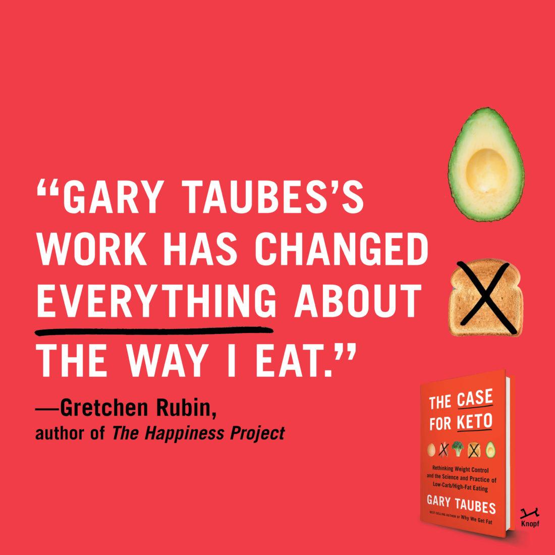 gary taubes zero carb diet
